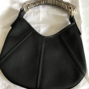 Yves Saint Laurent Mombasa vintage horn bag